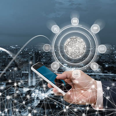 The Internet of Things Gives Great Power to Our Phones