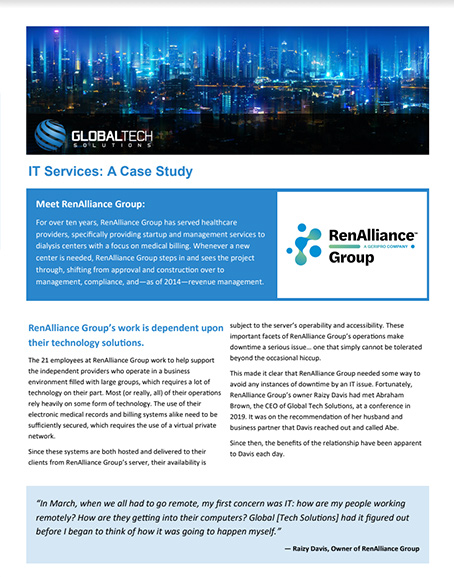 Global Tech Case Study Download